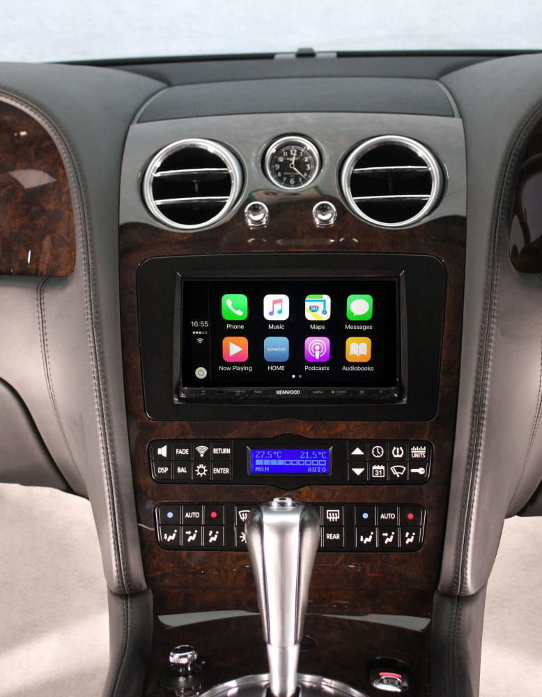 Bentley Head Unit Upgrade